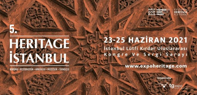 Heritage İstanbul Fuarı 23 Haziran'da açılıyor