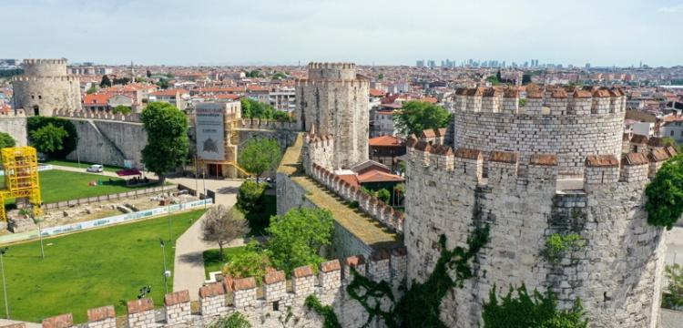İstanbul Yedikule Hisarı restore ediliyor