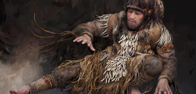 Arkeologlar 8 bin yıllık geyik dişli elbiselerle dans etti!