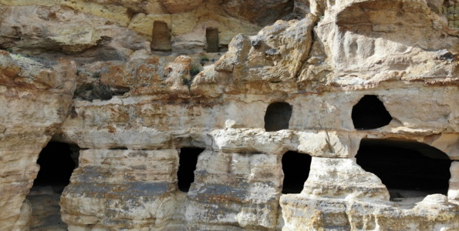 Ağrı Yukarı Biligan Mağaraları
