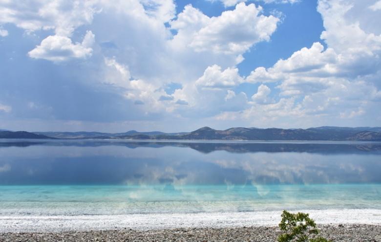 Salda Gölü'nde çevre koruma ve düzenleme projesi