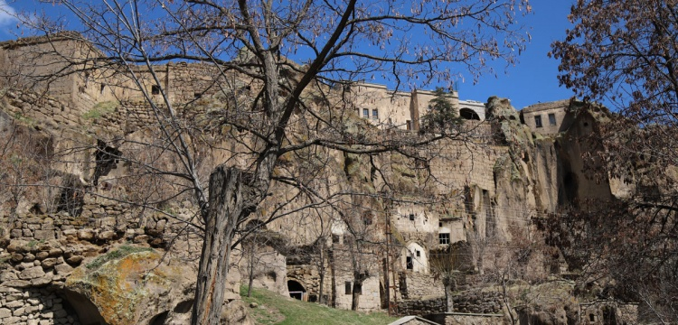 Aksaray Manastır Vadisi adeta bir açıkhava müzesi