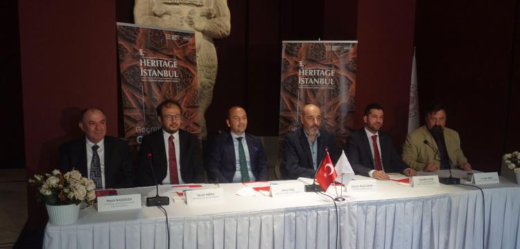 'Heritage İstanbul', 23 Haziran'da açılıyor