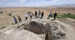 Vande Urartulara ait yeni bir kale keşfedildi