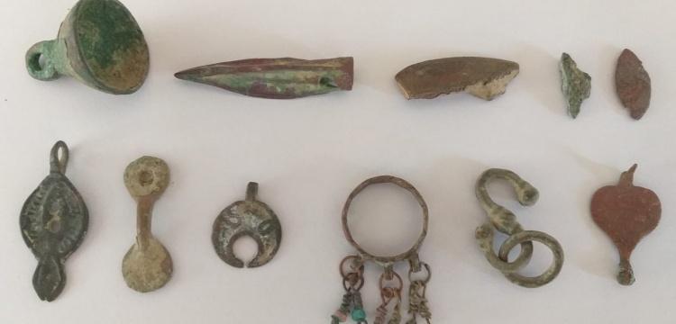İzmir'de 732 tarihi eser yakalandı