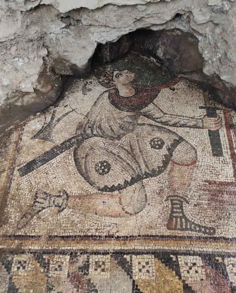 İslahiye Mozaikleri