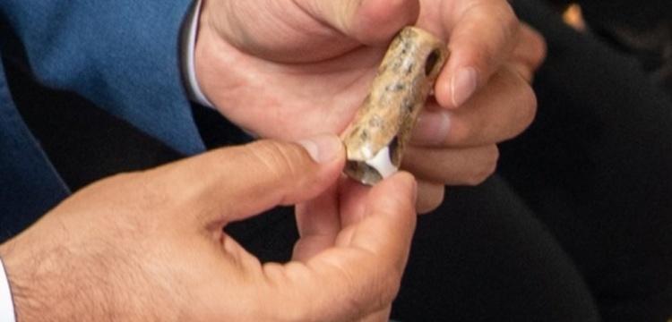 Bilecik'teki arkeolojik kazıda 8500 yıllık müzik aleti bulundu