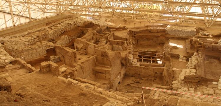 Çatalhöyük'ün ikinci mahallesi bulundu