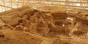 Çatalhöyükün ikinci mahallesi bulundu