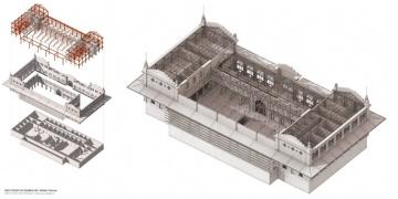 Eski Kadıköy Hal Binası restorasyonunda özgünlük tartışması