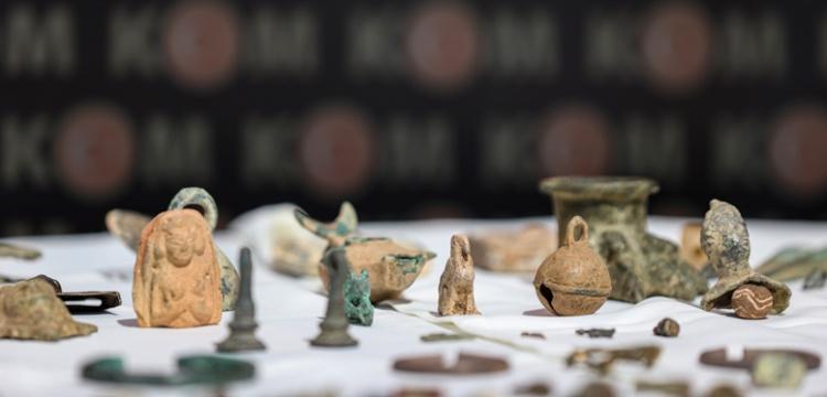 İstanbul'da 3 bin 248 parça tarihi eser yakalandı