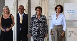 G20 Kültür Bakanları toplantısında Roma Bildirisi kabul edildi