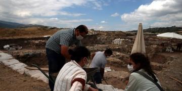 Komana Antik Kenti 2021 yılı kazı çalışmaları başladı