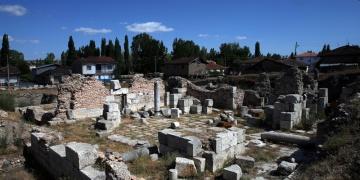 Sebastapolis Antik Kenti üzerine kurulu ilçeyi taşımak için yer arayışı sürüyor