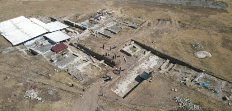 Pompeiopolis Antik Kenti 2021 yılı kazıları başladı