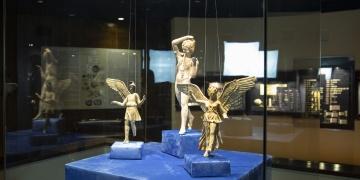 İzmir Arkeoloji Müzesi Peri heykelciklerini ziyarete açtı