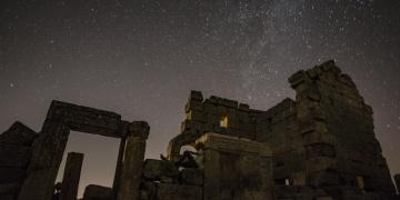 Gökyüzü Gözlem Şenliği Zerzevan Kalesinde yapılacak
