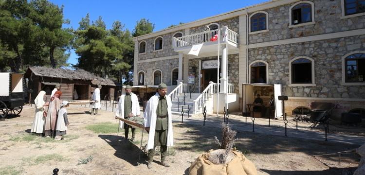 1915 Çanakkale Muharebeleri Sıhhiye Müzesi açılıyor