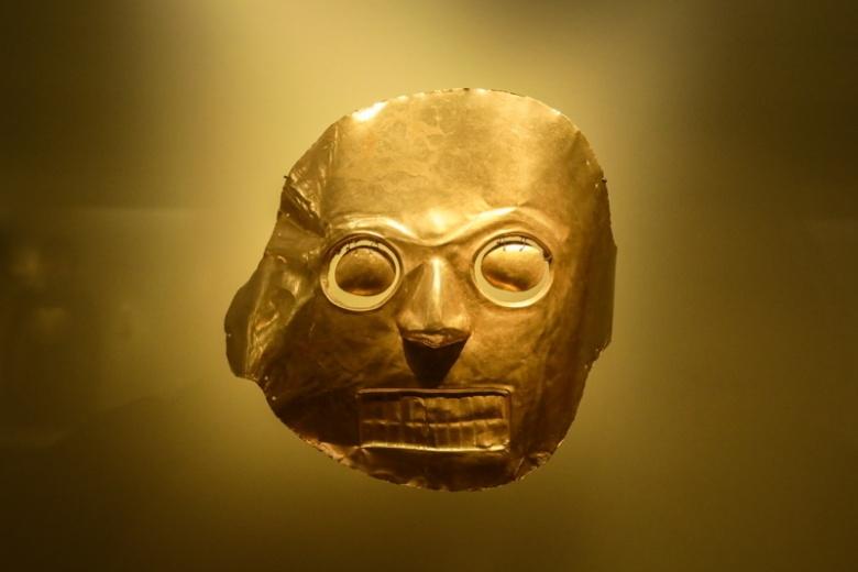 Museo Del Oro - Altın Müzesi
