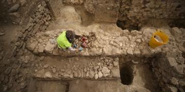 Daskyleionda Lidyalıların mutfak kültürü araştırılıyor