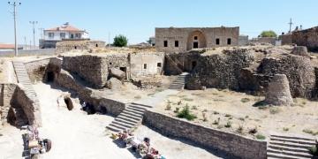 Aksaray Aziz Mercurius yer altı şehri cazibe merkezi olmaya aday