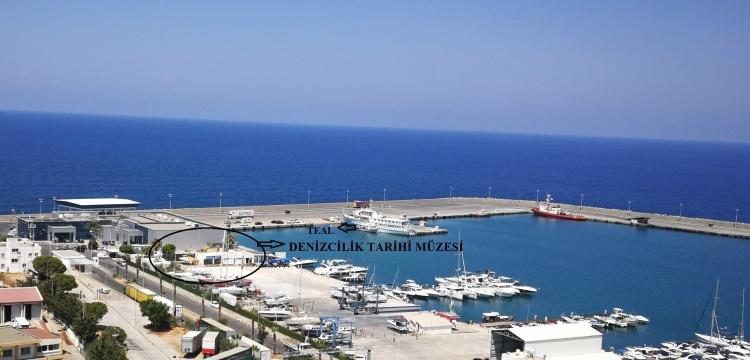 TEAL Gemisi Girne'de Denizcilik Tarihi Müzesi'ne dönüştürülecek