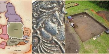Merciya Kraliçesi Cynethrythin gömüldüğü manastır bulundu