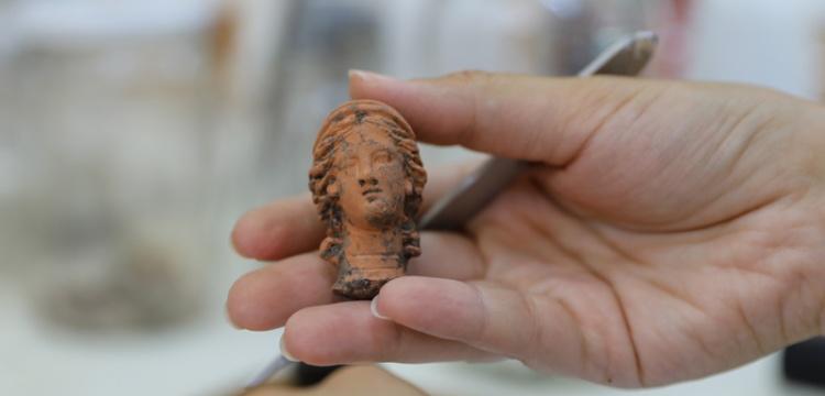 Bergama'da Kibele için 8 tapınım alanı tespit edildi