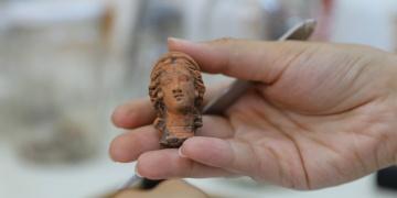 Bergamada Kibele için 8 tapınım alanı tespit edildi