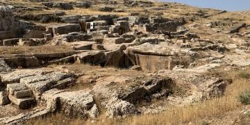 Perre Antik Kentinde kazı çalışmaları sürüyor