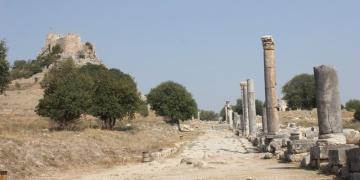Kastabala Antik Kentinde kazı çalışmaları sürüyor