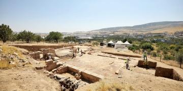 Dülük Antik Kentinde kazı çalışmaları