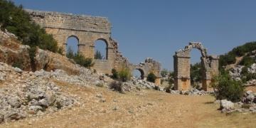 Olba Antik Kentinde arkeolojik kazılar sürüyor