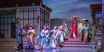 Aspendosta bu akşam Madama Butterfly operası sahnelenecek