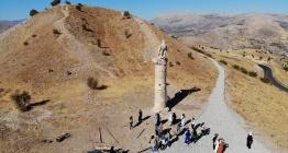 Karakuş Tümülüsünde jeoradar çalışmalarının ikinci etabına başlandı
