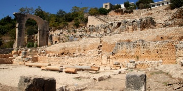 Elaiussa Sebaste Antik Kentinde 27. dönem kazıları başladı
