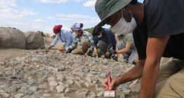 Bilinen en eski mozaik Yozgatta bulundu