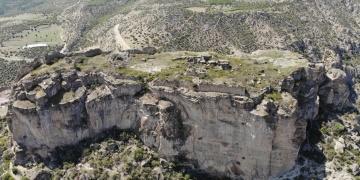 Gevhernik Kalesindeki arkeolojik kazılar devam ediyor
