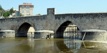 Tokat Hıdırlık Köprüsünun restorasyonu tamamlandı