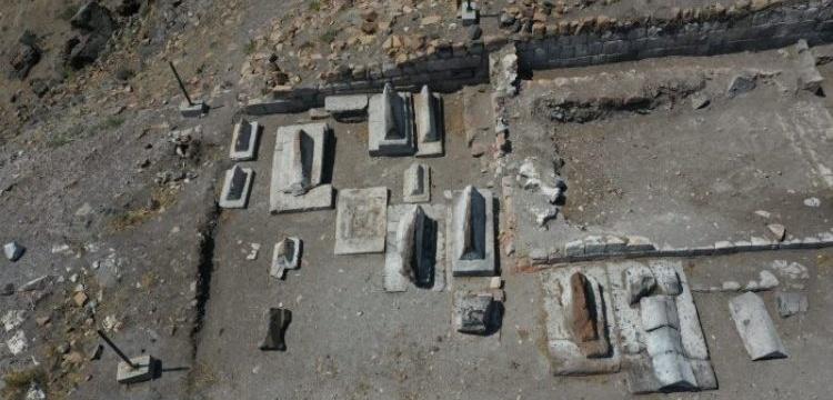 Anadolu'daki en eski Selçuklu mezarları Ani'de bulunmuş olabilir