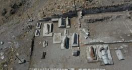 Anadoludaki en eski Selçuklu mezarları Anide bulunmuş olabilir