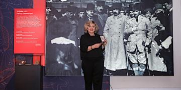 İş Bankası Müzesi sergisi için İstiklal Madalyaları aranıyor