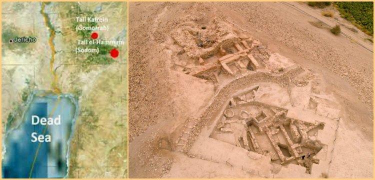 Tell el-Hammam'ın sonu Kutsal kitapların tarifini andırıyor