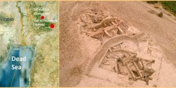 Tell el-Hammamın sonu Kutsal kitapların tarifini andırıyor
