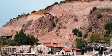 Assostaki kaya operasyonu Avrupa Peyzaj Sözleşmesini ihlal ediyor