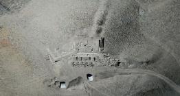 Apameia Antik Kenti kazılarında Helenistik döneme ait 5 oda bulundu