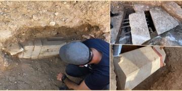 Zeytinburnunda yeni arkeolojik kalıntılar keşfedildi