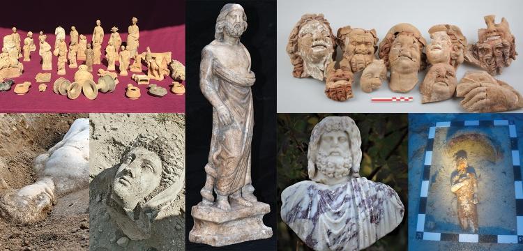 2020 yılında yapılan arkeolojik kazılarda bulunan 6 binden fazla eser müze envanterlerine girdi