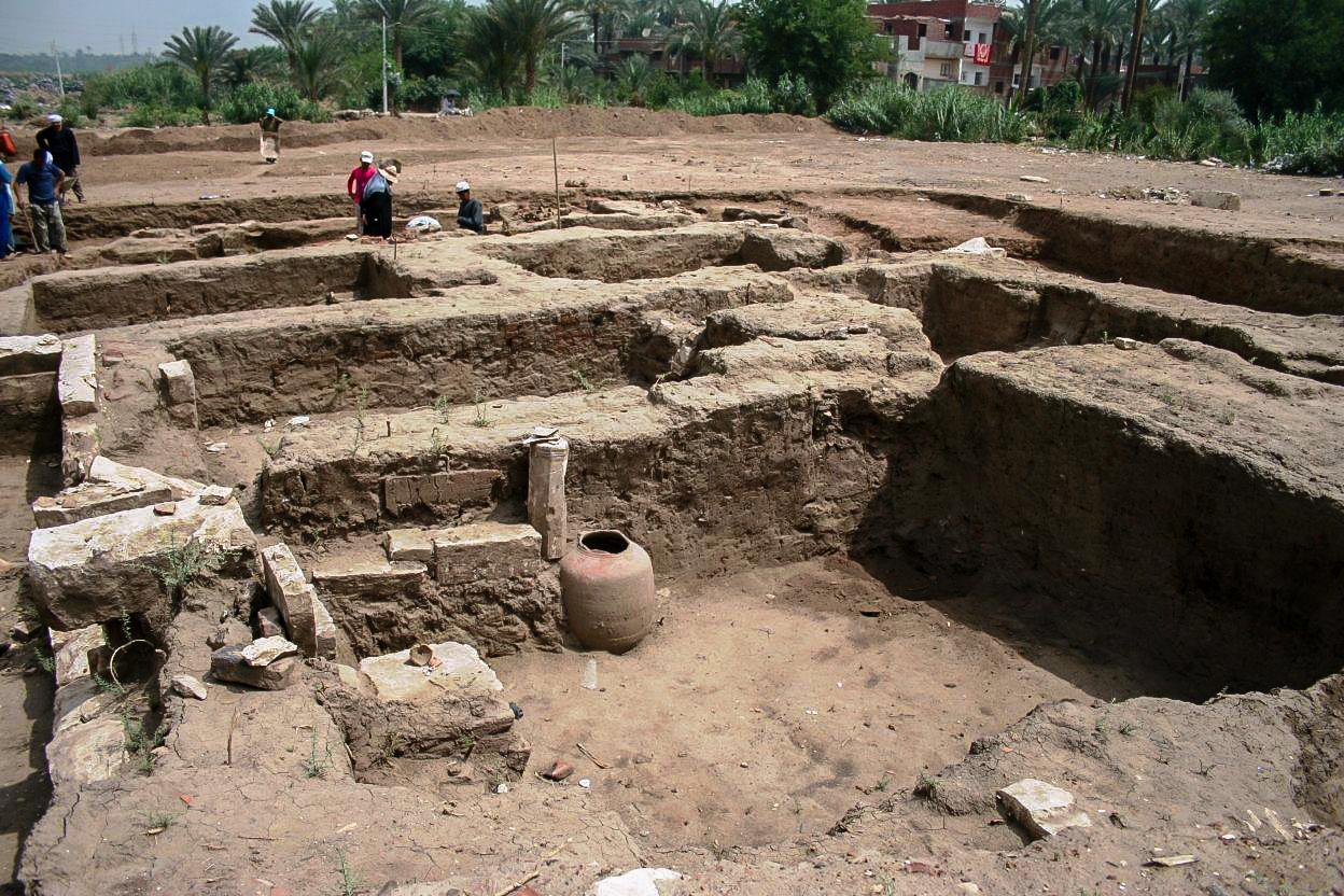 Mısırın başkenti: vakıf tarihi